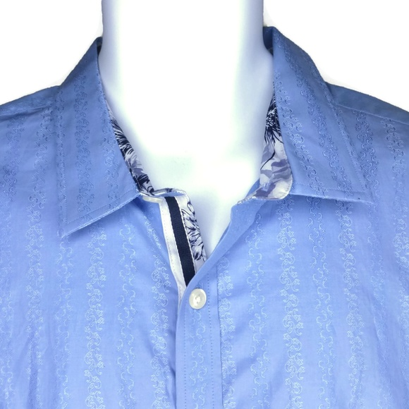 INC International Concepts Other - INC XXL Long Sleeve Button Down Slim Fit Shirt NWT